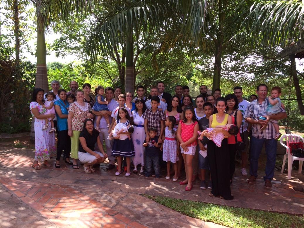 Las Garzas Congregation