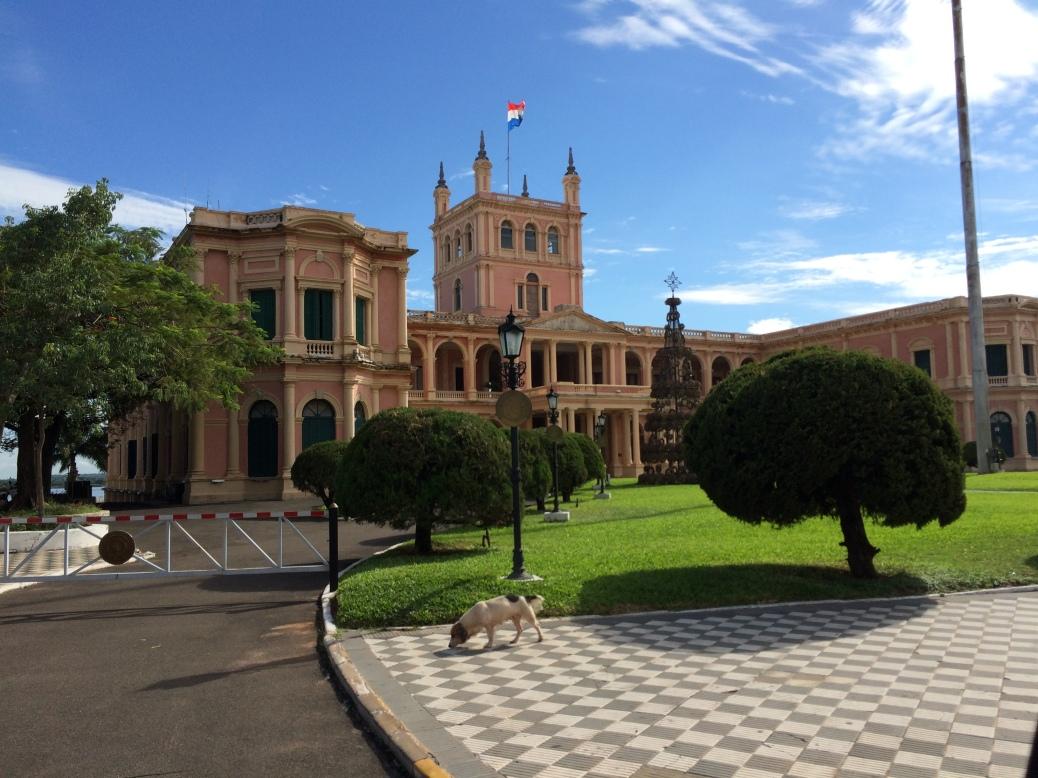 "Paraguayan Presidential ""Residence"""